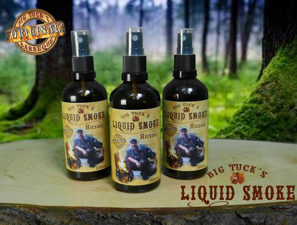 Liquid Smoke Hickory